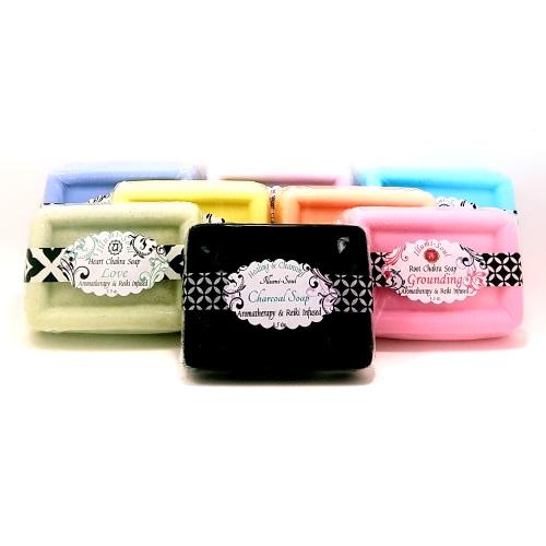 Chakra Soap Bundle