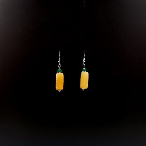 calcite earrings